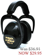 Pro-Ears Ultra 26 Ear Muffs