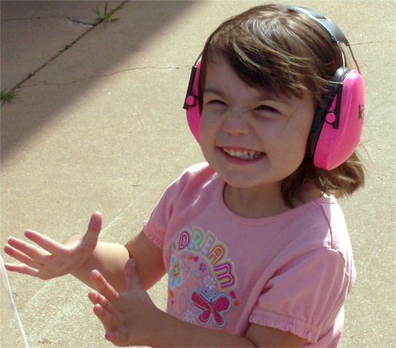 Ear Muffs For Children And Babies Noise Protection