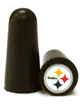 Steelers NFL Ear Plugs
