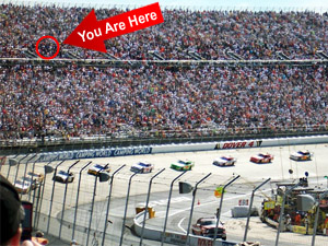 NASCAR Races - How to Protect Yourself at the Track
